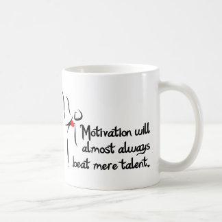 Heartfelt-Motivation Dance Classic White Coffee Mug