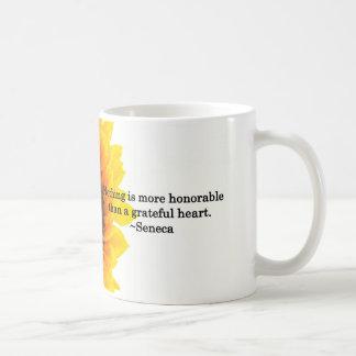 Heartfelt Thanks Coffee Mug