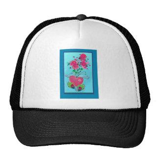 heartFLUERfly.jpg Trucker Hat
