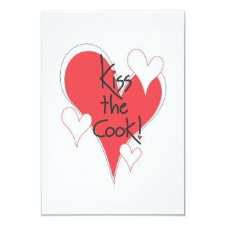 Heartful Kiss the Cook Gift Cards for Food Baskets