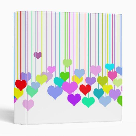 Heartful Of Love Binder