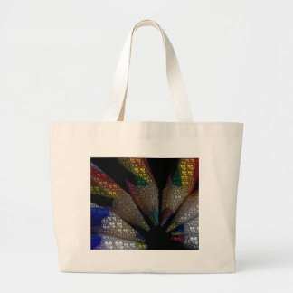 Heartful Of Pencils Large Tote Bag