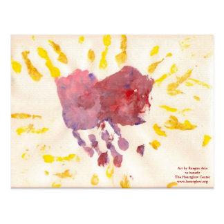 """HeartGlow"" por la aria de Raegan Postales"