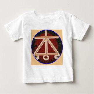 HEARTH - Karuna Reiki Healing Symbol Baby T-Shirt