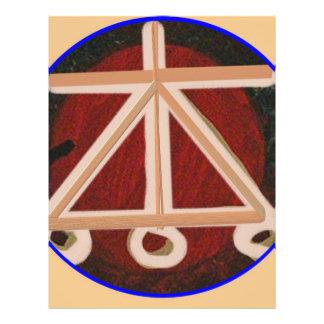 HEARTH - Karuna Reiki Healing Symbol Flyer