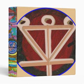 HEARTH - KARUNA Reiki Symbols 3 Ring Binder