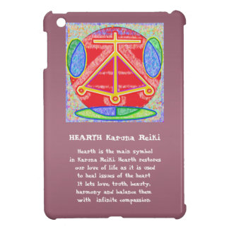 HEARTH - Love Truth Compassion Beauty Harmony Bala iPad Mini Cases