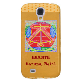 HEARTH - Love Truth Compassion Beauty Harmony Bala Samsung S4 Case