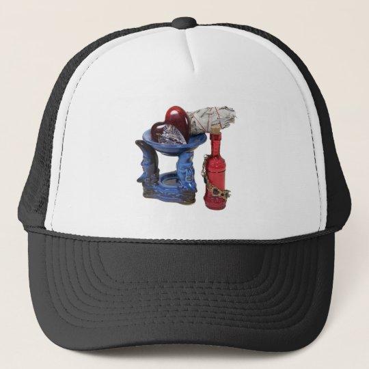HeartHerbLovePotion091309 Trucker Hat