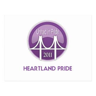 Heartland Pride Gear Postcard