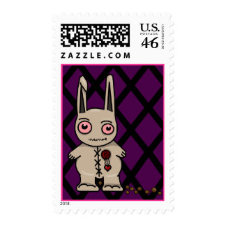 Heartless bunny stamp!