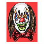 Heartless Evil Clown Flyers