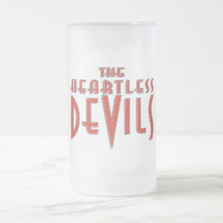 Heartless Frosted Mug