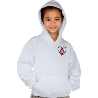 Heartless Since 1990 Hooded Sweatshirt