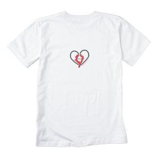Heartless Since 1990 Zazzle HEART T-Shirt