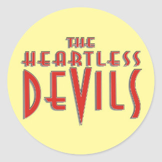 Heartless Stickers