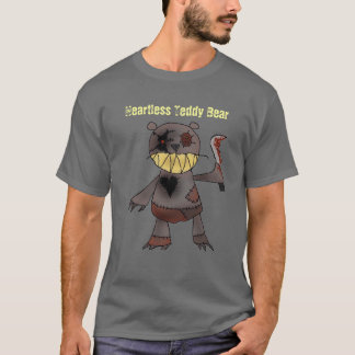 Heartless Teddy Bear T-Shirt