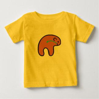 Heartline Bear Baby T-Shirt