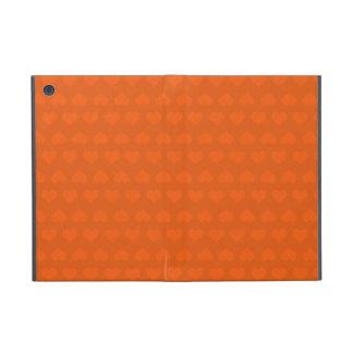Heartlines-Mandarin Orange Cover For iPad Mini