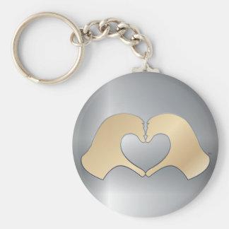 HeartMark Heart Hand (TM) Key Chains
