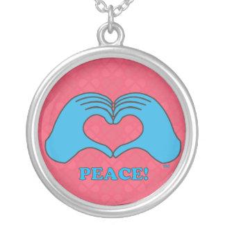 HeartMark Heart Hands Peace Custom Jewelry