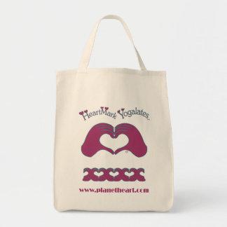 HeartMark Yogalates Bag