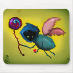 HeartMonster_RandieLin2 Mousepad