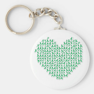 heartribbon.jpg basic round button keychain