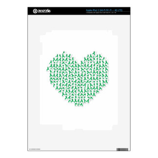 heartribbon.jpg decals for iPad 3