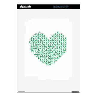heartribbon.jpg skin for the iPad 2