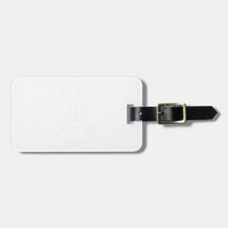 hearts10 luggage tag