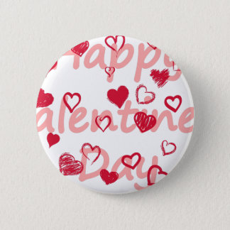 hearts3 pinback button