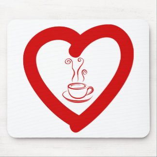 hearts8 mouse pad