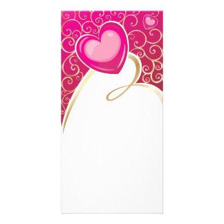 hearts (10) card
