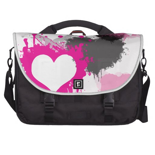 hearts-296844  hearts splatter paint love graffiti bag for laptop