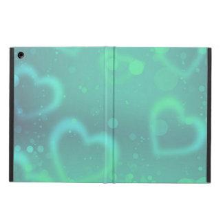 hearts-7 iPad air cover