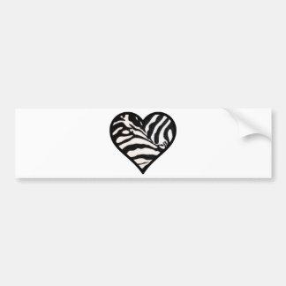 Hearts A Plenty Bumper Sticker