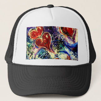 Hearts Adrift Trucker Hat
