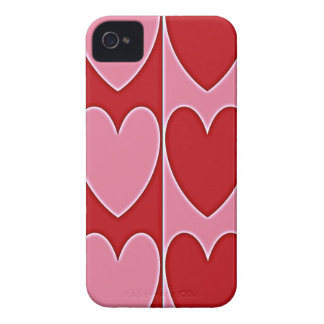 Hearts Aglow iPhone Case