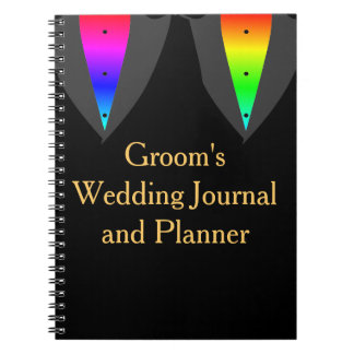 Hearts Aglow with Pride Gay Groom's Journal