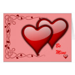 Heart's Allure Greeting Card
