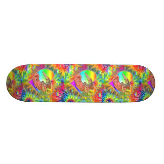 Hearts and Angel Skateboard