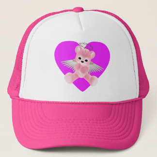 Hearts and Bears Trucker Hat