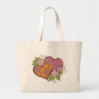 Hearts and Blossoms - Bronse Delight Bags