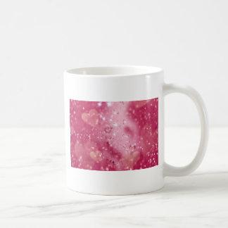 Hearts and diamonds coffee mug