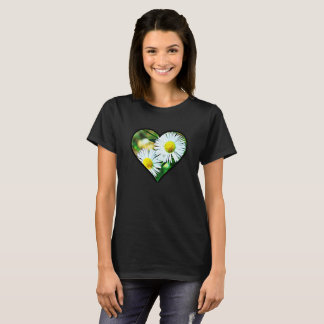 Hearts and Flowers T-Shirt