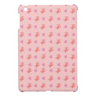 hearts and horses case for the iPad mini
