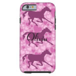 hearts and horses iPhone 6 case