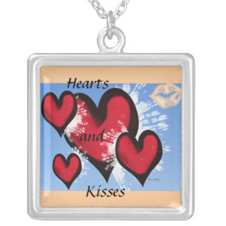 Hearts and Kisses Jewelry