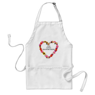 Hearts and Love Adult Apron